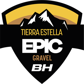 Logotipo Epic Gravel tierraestellaepic.com